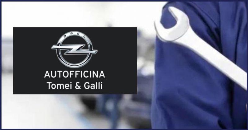 AUTOFFICINA TOMEI & GALLI - offerta Riparazione e manutenzione di impianti elettrici auto