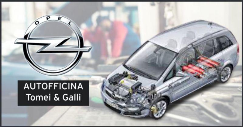 AUTOFFICINA TOMEI E GALLI - occasione Autofficina autorizzata Opel Lucca