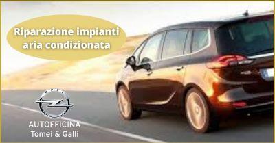 offerta riparazione impianti aria condizionata versilia occasione riparazione elettriche auto versilia