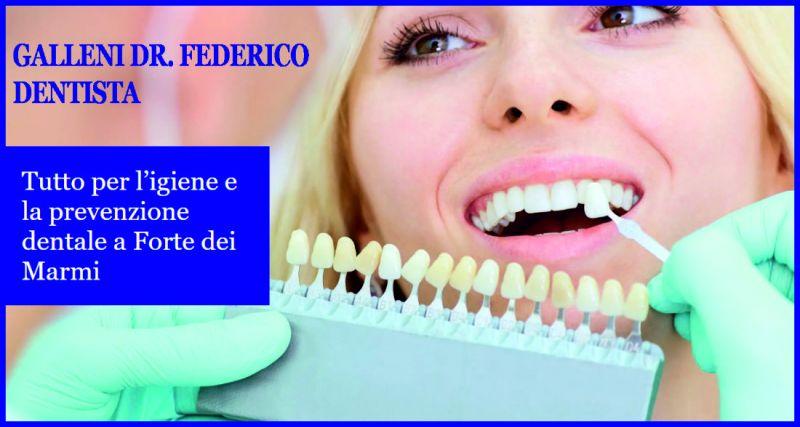STUDIO DENTISTICO GALLENI - odontoiatria conservativa ed endodonzia Lucca