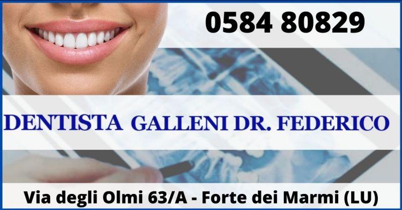 offerta radiografia ortopanoramica digitale Lucca - promozione Studio Dentistico Lucca