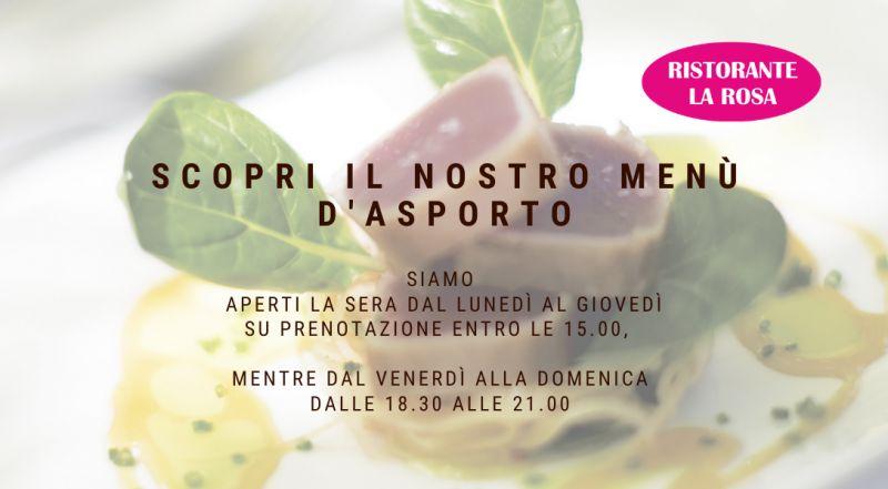 Occasione ristorante con menù d'asporto a Treviso – Offerta ristorante con menù di pesce d'asporto ristorante aperto a pranzo a Treviso