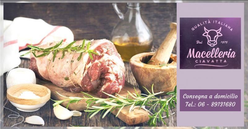 offerta macelleria consegna a domicilio roma - occasione consegna carne a domicilio roma
