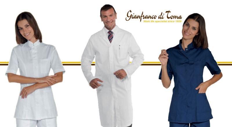 Offerta abbigliamento professionale per settore medicale – promozione capi da lavoro per settore medicale