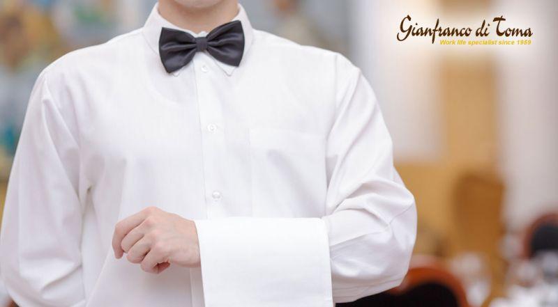Offerta capi abbigliamento professionale per ristoranti – promozione camicie da lavoro per ristoranti