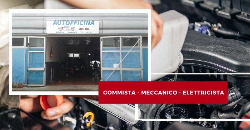 Offerta Tagliando Auto Castelfidardo - Occasione Autofficina Riparazioni Auto Castelfidardo