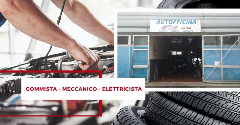 Offerta Officina Meccanica Elettrauto Castelfidardo - Occasione Servizio Elettrauto Gommista Castelfidardo