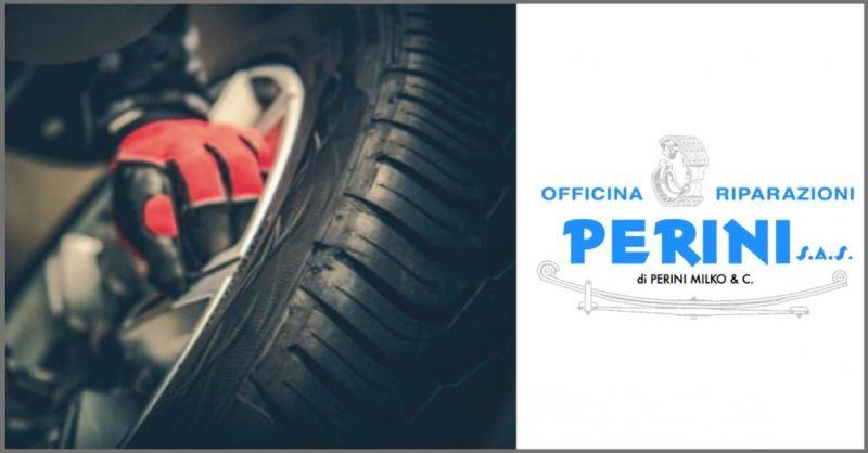 riparazione e sostituzione di pneumatici per autoveicoli - pneumatici veicoli industriali
