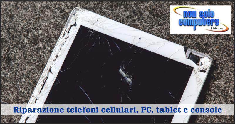 non solo computers offerta riparazione tablet - occasione riparazione schermo cellulare carrara