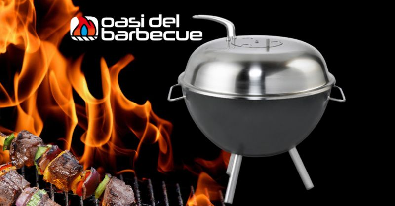Offerta Bbq Barbecue ed Accessori Thiene - Occasione Barbecue a carbonella modello Dancook 1300 Vicenza