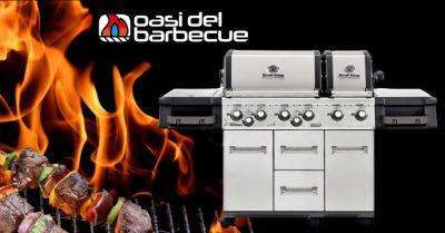 offerta barbecue modello imperial xls 690 pro vicenza occasione barbecue a gas con sei bruciatori