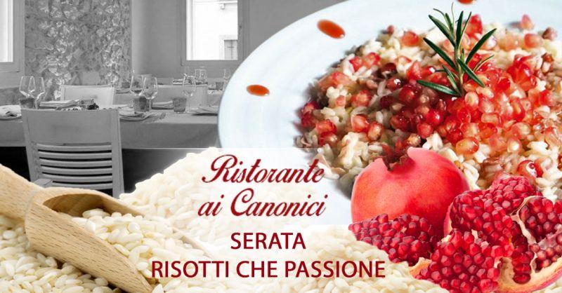 Offerta Dove mangiare il miglior risotto a Vicenza - Occasione Risotto Che Passione Vicenza