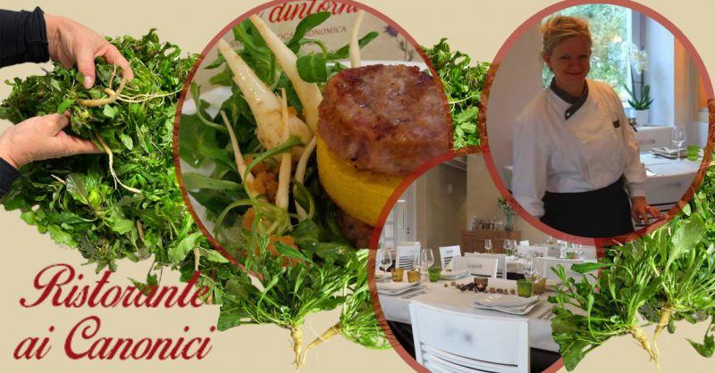 Offerta Pranzo specialità Rampunzzolo Vicenza - Occasione Mangiare Piatti tipici al Rampuzzolo Vicenza