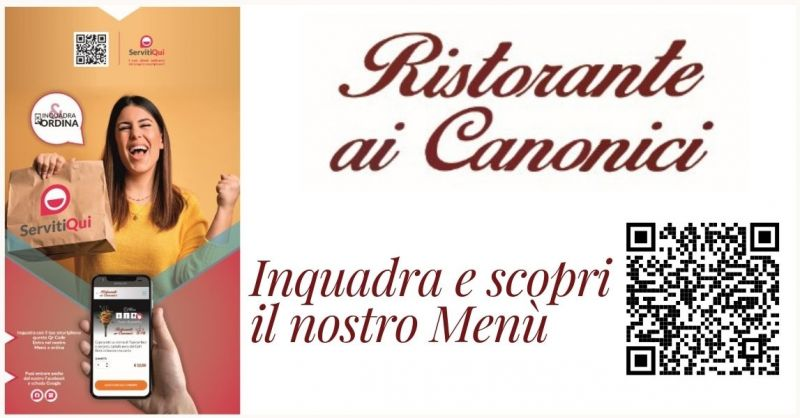 Ai CANONICI - Take Away Food Delivery Barbarano Mossano Nanto Sossano Bastia Noventa Vicentina Villaga