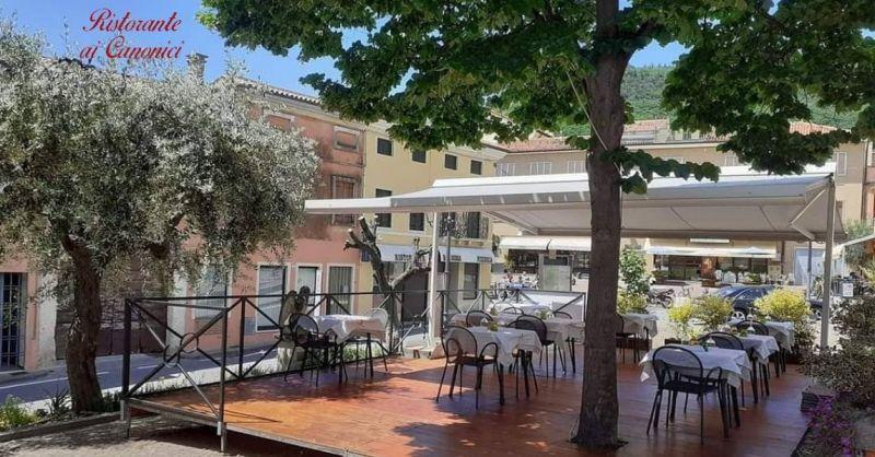 Ristorante Ai CANONICI - Trova i ristoranti aperti con plateatico spazio all'aperto a Vicenza