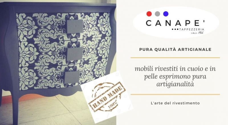Occasione tappezziere rivestimento mobili artigianali a Pordenone – Offerta rivestimento mobili in pelle e in cuoio a Pordenone