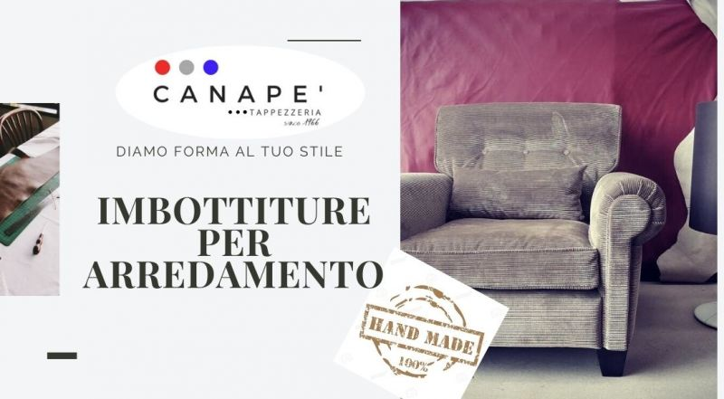 Occasione realizzazione mobili imbottiti, letti, poltrone, divani, chaise longue a Pordenone – Offerta imbottiture per arredamento a Pordenone