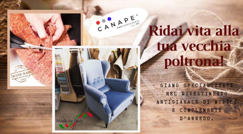 Occasione tappezziere artigianale a Pordenone – offerta tappezziere lavorazione pellami a Pordenone