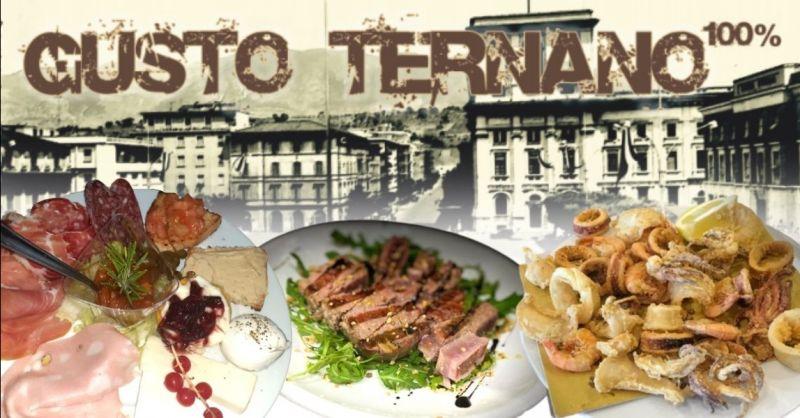 Offerta ristorante dove mangiare specialità ternane Terni - Occasione pizzeria con forno a legna Terni