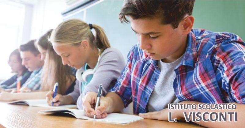 istituto visconti offerta scuola media inferiore - occasione ripetizioni private massa carrara