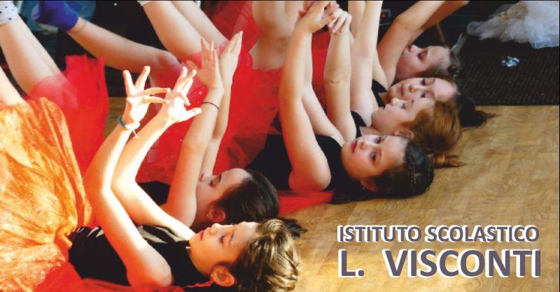 istituto visconti offerta progetto danza per bambini - occasione teatro per bambini massa carrara