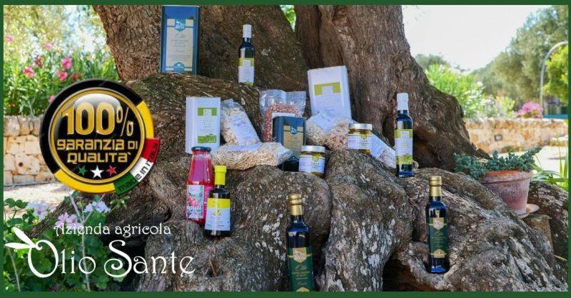 Angebot des besten handwerklich und Made in Italy hergestellten reinsortigen EVO-Öls aus Apulien