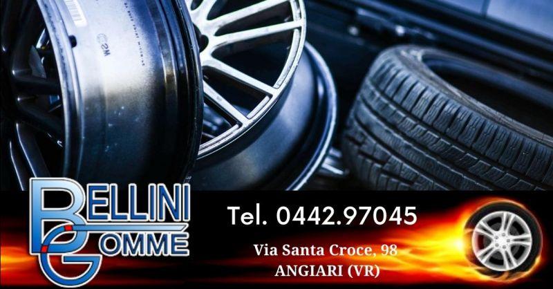 Occasione assortimento cerchi in lega auto Cerea - Offerta vendita cerchi in lega moto San Pietro di Morubio