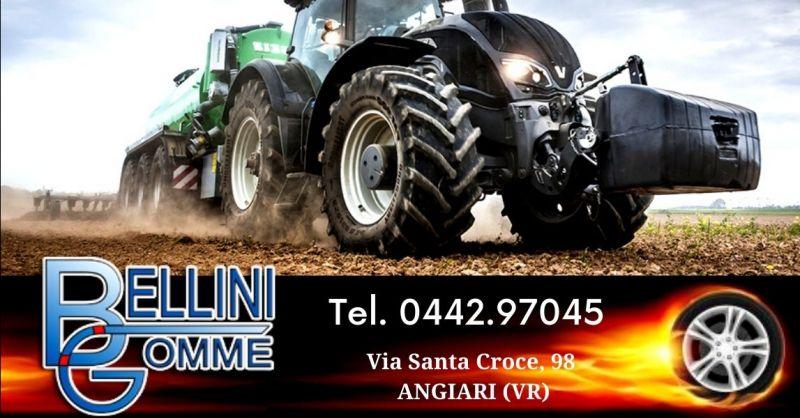 Offerta vendita pneumatici settore agricolo Legnago - Occasione vendita gomme trattori mezzi agricoli Roverchiara