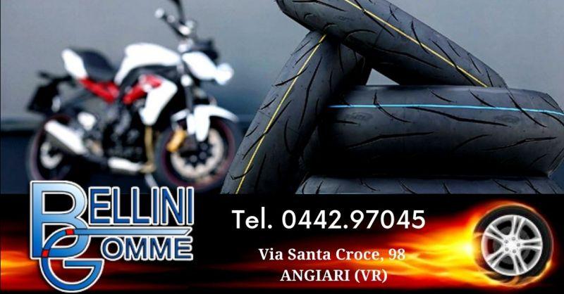 Occasione riparazione vendita gomme moto nuove usate Minerbe - Offerta acquisto pneumatici moto Minerbe