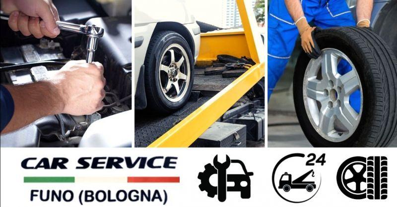 Offerta officina aperta 24 ore Argelato provincia Bologna - Occasione gommista con servizio deposito gomme