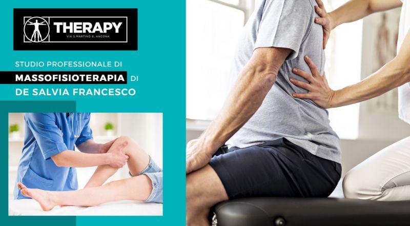 Offerta Massaggi Fisioterapista Ancona - Occasione Ginnastica Posturale Riabilitazione Ancona