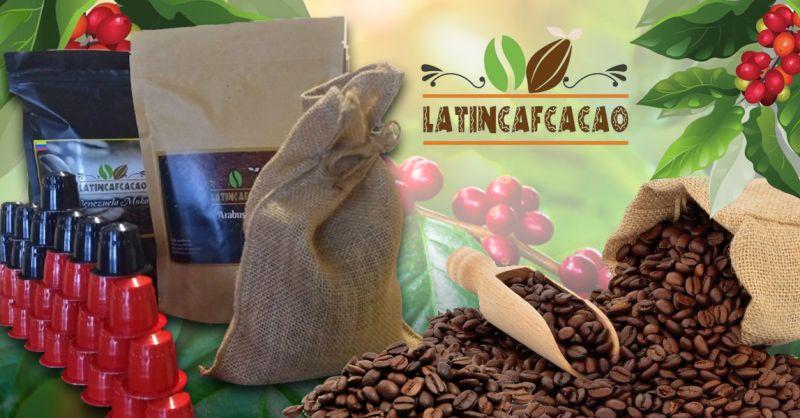 Latincafcacao - SUPER OFFERTA capsule puro caffè venezuelano OMAGGIO puro arabico per moka