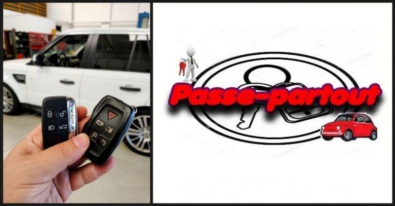 PASSE-PARTOUT DI CERAME LUCA - Offerta servizio duplicazione chiavi moto ed auto ad Oristano