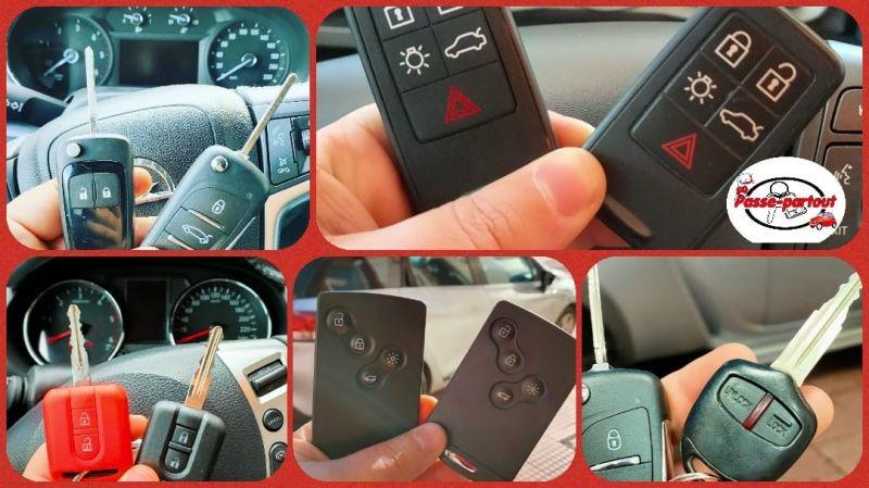 Passe-partout - Duplicazione chiavi auto Oristano