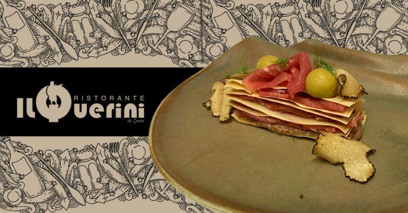 Offerta Ristorante con cucina gourmet Vicenza - Occasione Chef stellati a Vicenza