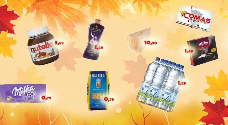 Supermercato Comas - Offerta prodotti sottocosto Supermercato reggio calabria – promozione volantino sottocosto
