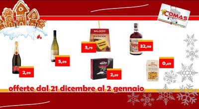 supermercato comas offerta supermercato offerte natalizie siderno promozione supermercato prodotto sottocosto siderno