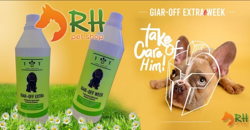 Offerta Disinfettante Professionale per Animali - Occasione Disinfettante per Ambienti con Cani