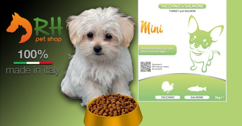 Offerta Vendita Crocchette Cani specifici per Taglia Mini - Occasione Crocchette Grain Free  per cani di piccola taglia