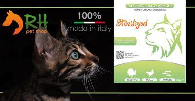 offerta vendita online crocchette per gatti sterilizzati occasione gatto adulto sterilizzato croccantini