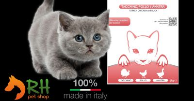 offerta crocchette specifiche per puppy gatto occasione alimento senza cereali per cuccioli di gatto