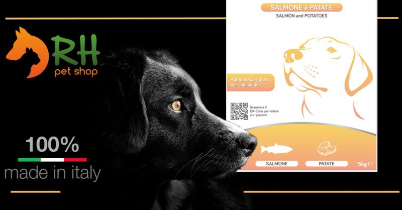 Offerta Vendita Crocchette Per Cani Monoproteico Low Grain - Occasione Alimento per cani adulti con problemi cutanei