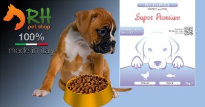 offerta crocchette pollo e pesce puppy super premium occasione crocchette complete senza cereali per cuccioli