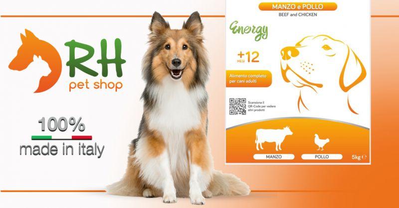 Offerta Crocchette per cani Adulti ENERGY - Occasione Crocchette per cani che svolgono attività sportiva