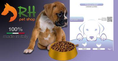 offerta crocchette pollo e riso per cuccioli occasione crocchette cuccioli con integrazione di erbe officinali