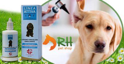 offerta prodotto professionale per la pulizia orecchio del cane occasione prodotti cura otite cane