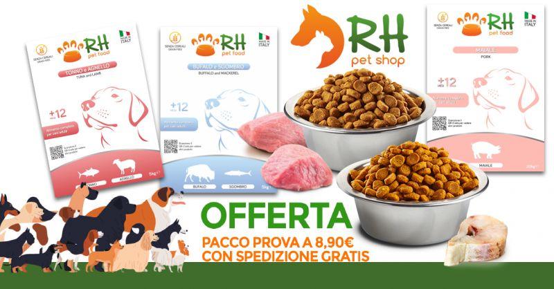 Offerta Vendita Cibo per cani di Alta qualità - Occasione Crocchette Cani con spedizione Gratuita