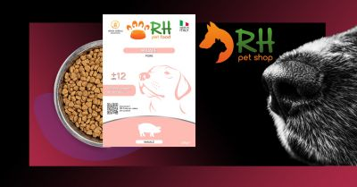 offerta alimento completo grain free monoproteico cani adulti occasione crocchete con ingrediente principale carne maiale