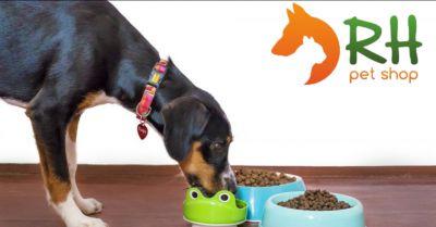rh petshop offerta vendita online migliori crocchette cani crocchette pressate a freddo