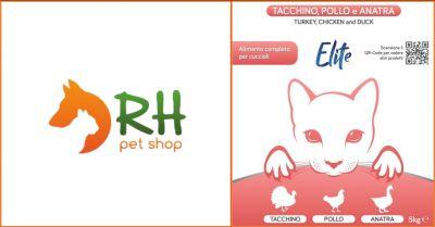 offerta alimento completo e bilanciato per gatti cuccioli tacchino pollo e antara puppy